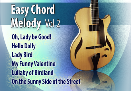 EASY CHORD MELODY. Vol 2